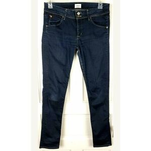 Hudson Jeans Jeans - Hudson Collin Midrise Skinny Jeans Flap Pockets